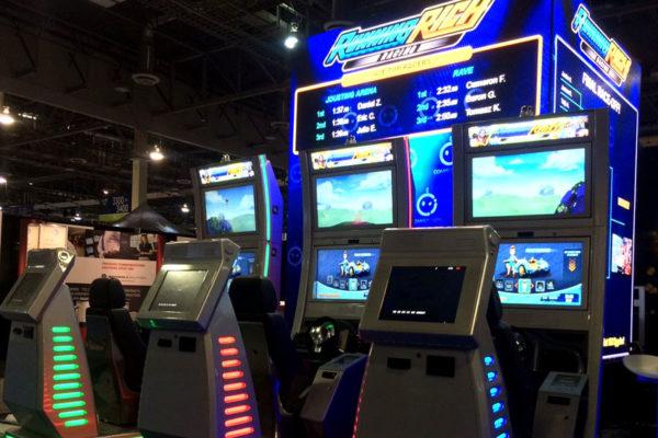 Running Rich Racing  : entre  Jeu video et jeu de casino
